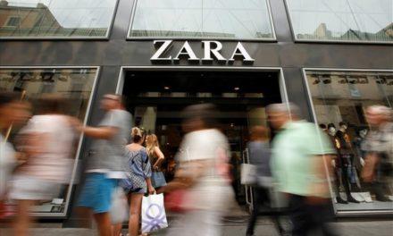 Zara : Βιώσιμα από το 2025 όλα τα υφάσματα