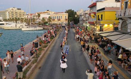 Ο μεγαλύτερος συρτός του Αιγαίου στο λιμάνι της Χίου