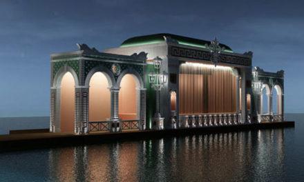 Η πρώτη πλωτή Όπερα σε ολόκληρο τον κόσμο βρίσκεται στην Πρέβεζα!