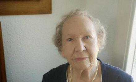 Μάργκαρετ Φορντ : Στα 93 της έγραψε το πρώτο της βιβλίο!