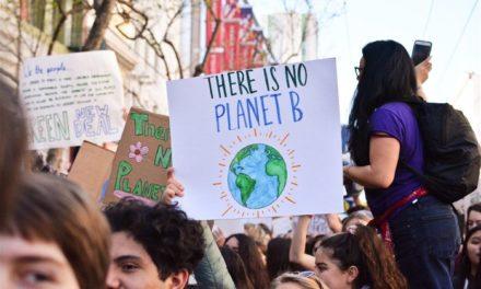 Μια χώρα βάζει το μάθημα της κλιματικής αλλαγής στα σχολεία της