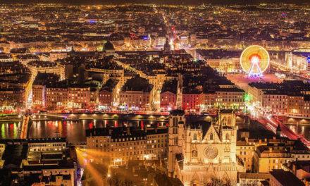 Η καλύτερη περίοδος να επισκεφθείς τη Λιόν, είναι τα Χριστούγεννα!