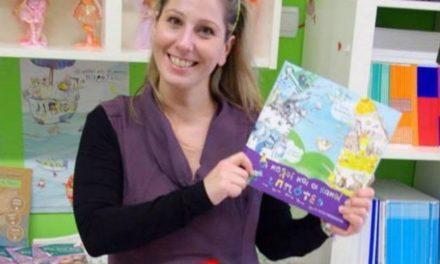 Η «δασκάλα της χρονιάς» βρίσκεται στη Θάσο και διδάσκει με μια πρωτότυπη μέθοδο