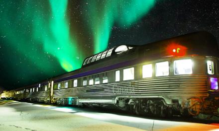 Εμπειρία ζωής: Επιβιβαστείτε τα Χριστούγεννα στο τρένο που κυνηγάει το Βόρειο Σέλας