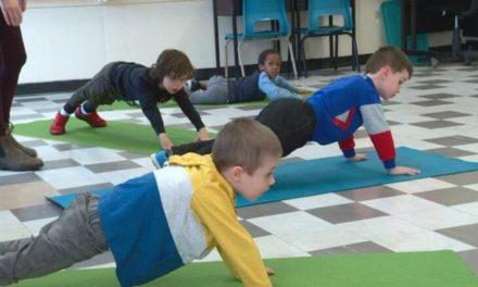 Παιδικός σταθμός ξεκίνησε πρωινή γυμναστική στα παιδιά και τα αποτελέσματα είναι εντυπωσιακά
