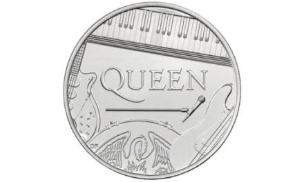 Οι Queen έγιναν νόμισμα από το Βασιλικό Νομισματοκοπείο της Μεγάλης Βρετανίας