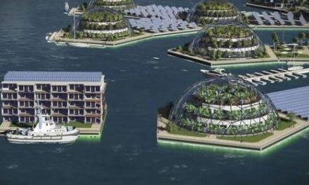 Έτσι θα είναι η πρώτη πλωτή πόλη του κόσμου