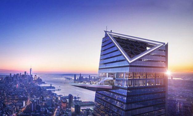 «Edge»: Tο πιο ψηλό μπαλκόνι με θέα στο δυτικό ημισφαίριο