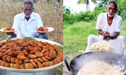 Ο αφανής ήρωας που αφιέρωσε τη ζωή του για να μαγειρεύει τεράστιες ποσότητες φαγητού σε ορφανά παιδιά