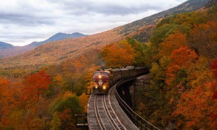 Εικονικά ταξίδια με τρένο που θα σας συναρπάσουν!