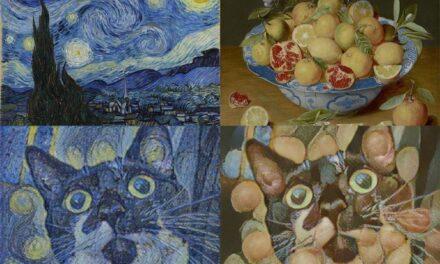 Art Transfer : Μεταμορφώστε τις φωτογραφίες σας σε έργα διάσημων ζωγράφων!