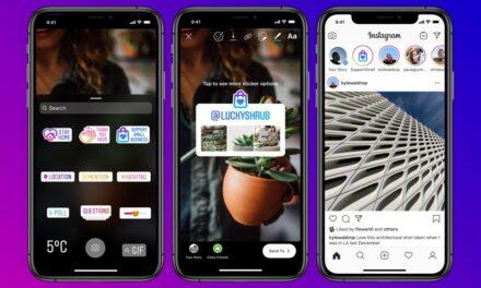 Το νέο sticker του Instagram που βοηθά τις μικρές επιχειρήσεις