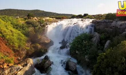 Λίμνη Υλίκη: Το εντυπωσιακό φαινόμενο της υπερχείλισης
