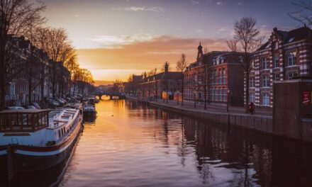 Μαγευτικό βίντεο για το Άμστερνταμ που χρειάστηκε δυο χρόνια να ολοκληρωθεί
