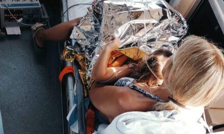 Αλυσίδα ζωής για μια 3χρονη στη Χαλκιδική. Επανήλθε στη ζωή χάρη στις ηρωικές προσπάθειες του γιατρού