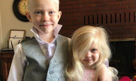 «Αν κάποιος έπρεπε να πεθάνει, πιστεύω έπρεπε να ήμουν εγώ» : Υποκλινόμαστε στη γενναιότητα αυτού του 6χρονου