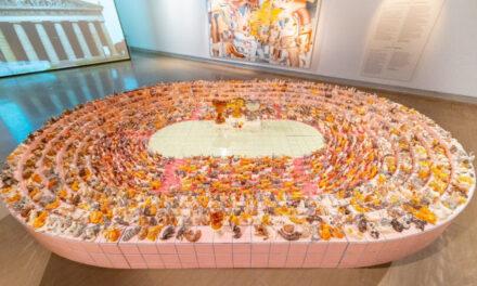 Η σύγχρονη ιαπωνική τέχνη στο Βυζαντινό Μουσείο: Έκθεση με θέμα «Λαμπαδηδρομία προς Τόκιο -Κληρονομιά και αφομοίωση»