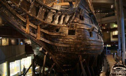 Το σχεδόν τέλεια διατηρημένο πολεμικό πλοίο του 17ου αιώνα και τα παγωμένα νερά της Βαλτικής που βοήθησαν να μην καταστραφεί
