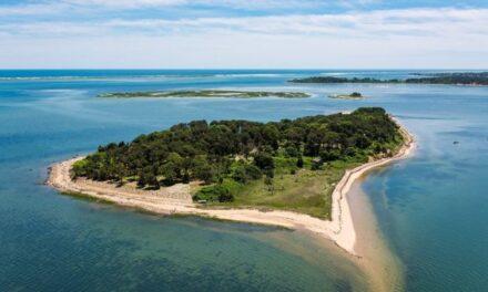 Αυτό το νησί άνοιξε για το κοινό για πρώτη φορά μετά από 300 χρόνια