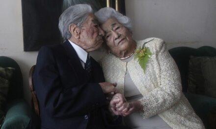 Το γηραιότερο εν ζωή παντρεμένο ζευγάρι – Αθροιστικά μετρούν 214 χρόνια