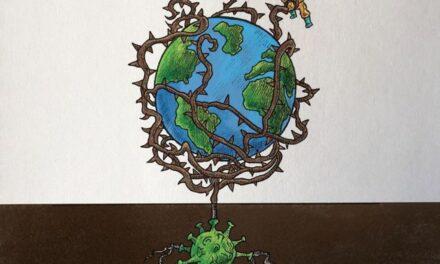 Όλα όσα ζούμε στην πανδημία, μέσα από 15 illustrations