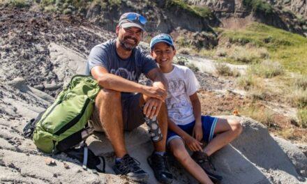 Ένας 12χρονος ανακάλυψε τυχαία σπάνιο σκελετό δεινοσαύρου