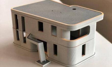 Γιώργος Στάικος: Ο Έλληνας που θα «εκτυπώσει» το πρώτο 3D διώροφο κατοικήσιμο σπίτι της Ευρώπης