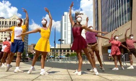Το Dance Theatre of Harlem στους δρόμους της Νέας Υόρκης