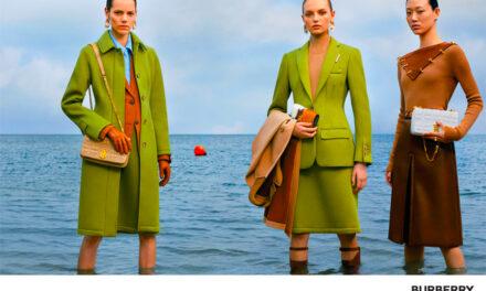 Η Burberry εγκαινιάζει πρόγραμμα ανακύκλωσης για φοιτητές μόδας στο Ηνωμένο Βασίλειο