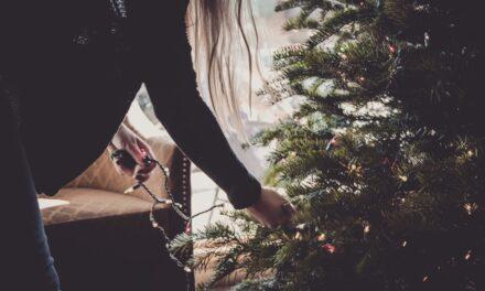 Τα φωτάκια των Χριστουγέννων είναι ευεργετικά!