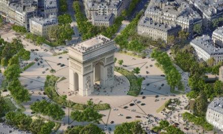 Το αστικό έργο της δεκαετίας: Η θρυλική λεωφόρος Champs-Élysées στο Παρίσι μετατρέπεται σε απέραντο κήπο