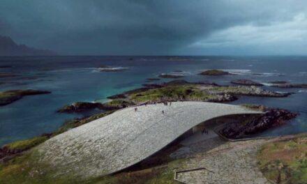 «The Whale»: Ένα εντυπωσιακό πρότζεκτ δημιουργίας παρατηρητηρίου των φαλαινών στη Νορβηγία