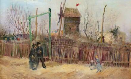 Πίνακας του Βίνσεντ Βαν Γκογκ από το 1887 για πρώτη φορά σε δημόσια έκθεση