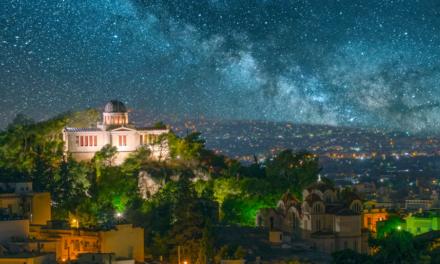«Εξερευνώντας το Διάστημα» : Διαδικτυακά σεμινάρια αστρονομίας από το Αστεροσκοπείο Αθηνών