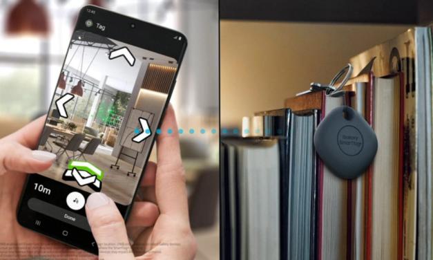 Έξυπνο κινητό βοηθάει στην εύρεση χαμένων αντικείμενων