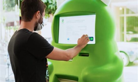 Green Panda: Στόχος κάθε γειτονιά να αποκτήσει το δικό της ATM ανακύκλωσης smartphones