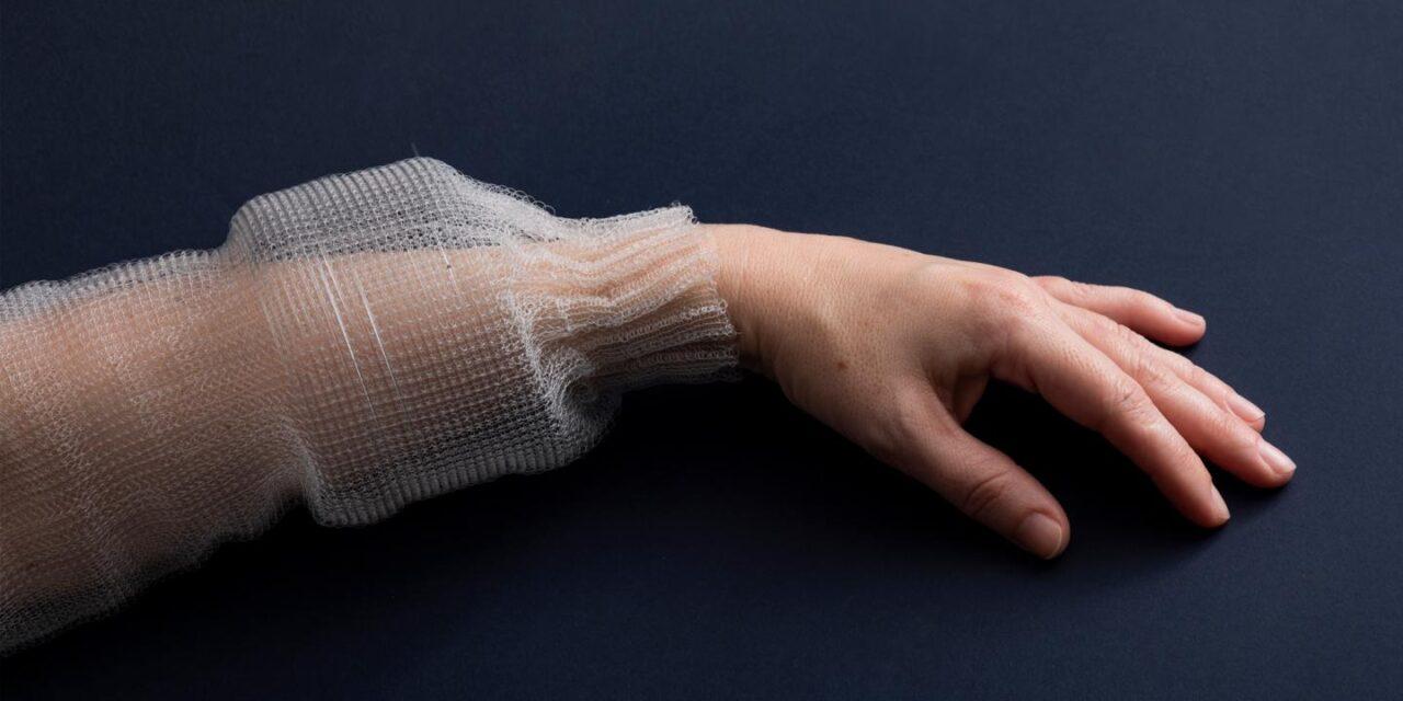 Οι πρώτες ψηφιακές ίνες υφάσματος που αποθηκεύουν αρχεία στα ρούχα