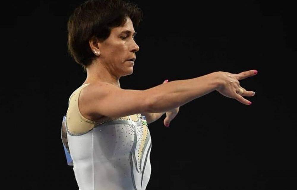 Oksana Chusovitina: Η μεγαλύτερη σε ηλικία αθλήτρια ενόργανης που έσπασε ρεκόρ συμμετοχών σε Ολυμπιακούς Αγώνες