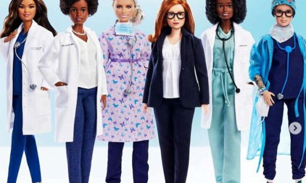 Οι γυναίκες γιατροί και επιστήμονες που έγιναν Barbies