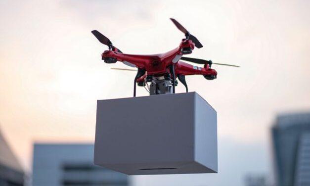 Στα Τρίκαλα τα φάρμακα θα μεταφέρονται με drones