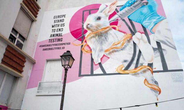 Συμμαχία Dove και The Body Shop κατά του animal testing
