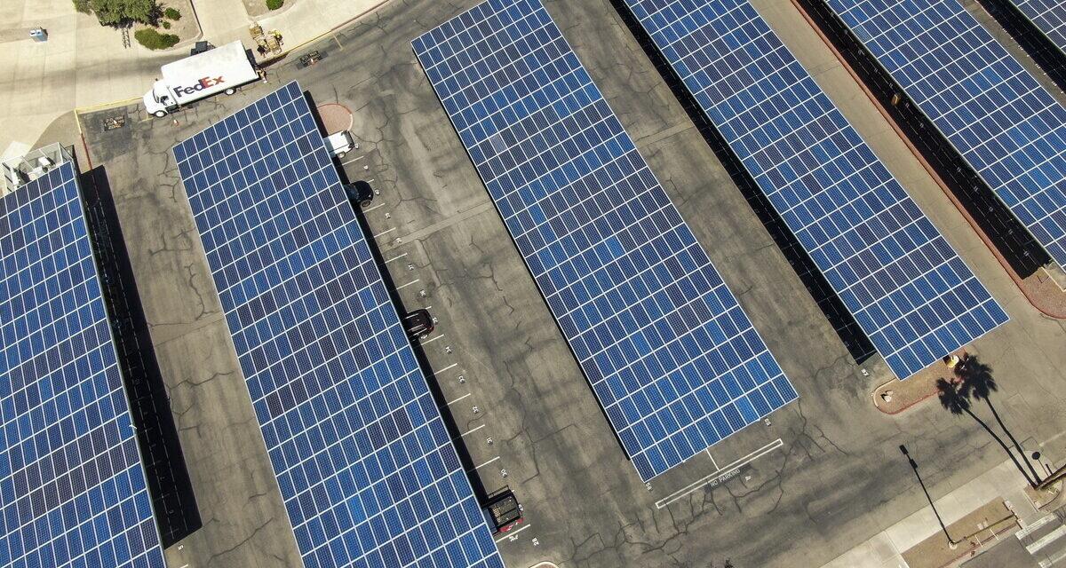 ΗΠΑ: Από ηλιακή ενέργεια το 45% του ηλεκτρικού ρεύματος ως το 2050