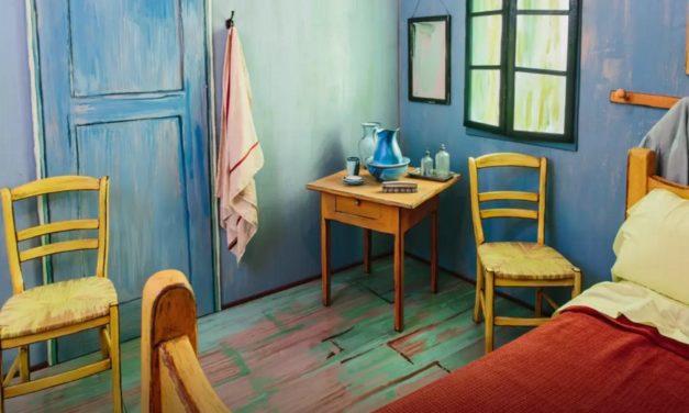 Κοιμηθείτε μέσα σ' ένα πίνακα του Van Gogh
